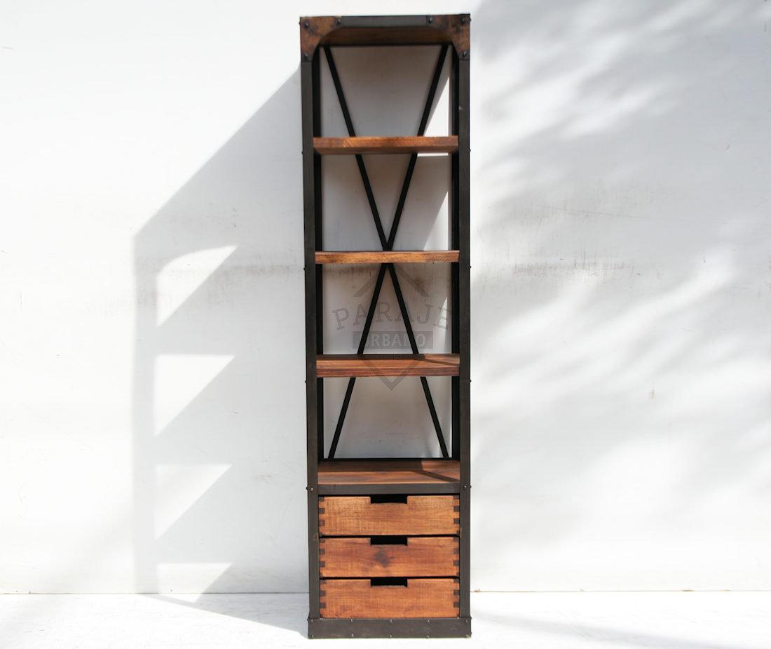 Bibliotecas de madera biblioteca mts ancho biblioteca - Bibliotecas de madera ...